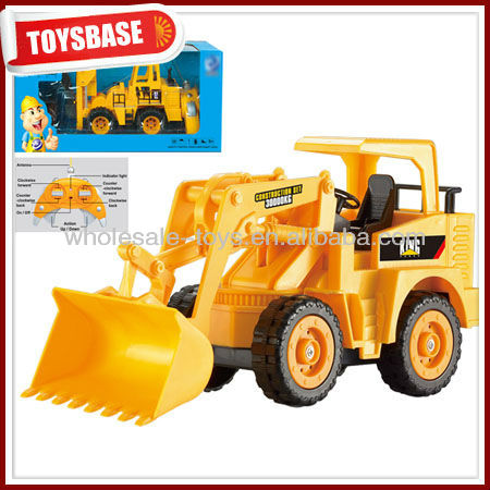 Rc Model Bulldozer/Rc Toy/Rc Model Player