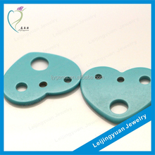 Synthetic Loving Heart Bulk Turquoise Stone For Jewelry Making