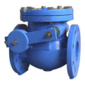 BS5153 DUCTILE IRON/CAST IRON SWING CHECK VALVE, PN16