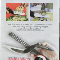 3 In1cutter Knife And Cutting Board