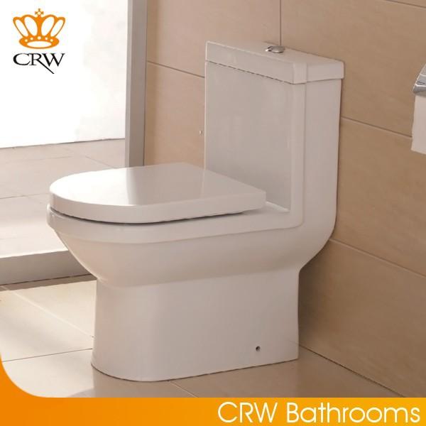 CRW HTC3636P Cheap Ceramic Wash Down Toilet For WC