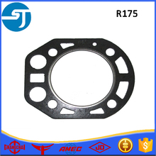 Water cooled petrol engine R175 cylinder head gasket