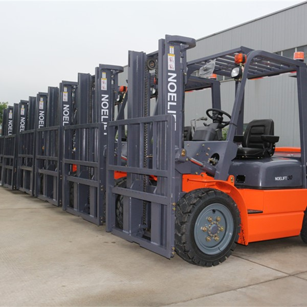 Option durale solid tire 3 ton Noelift forklift