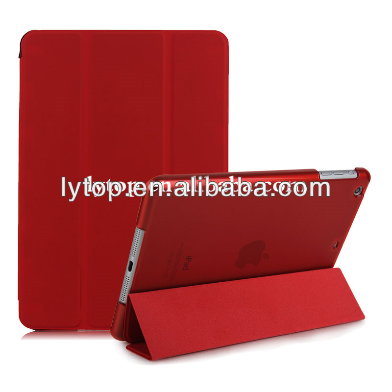 Tri-foldable Smart Cover For IPad Mini Retina