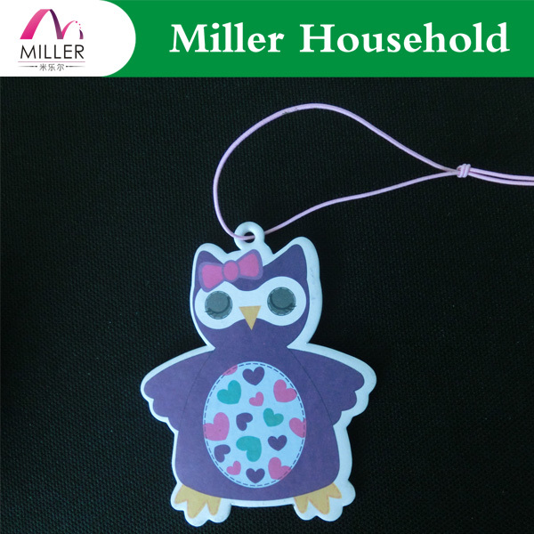 China manufacturer hot wholesale home paper air freshener
