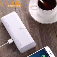 dropshipping global services 18000mah mi rohs power bank