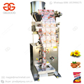 Automatic Granule Namkeen Pouch Crisps Nuts Granule Chin Chin Packaging Coffee Bean Filling Almond Garlic Peanut Packing Machine