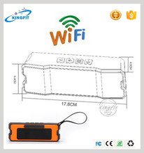 High Quality Stereo Wifi Speaker with Aux Audio wifi speaker