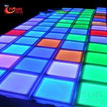 RGB dmx new led dance floor