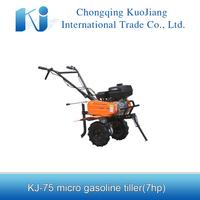 Garden tools deep tillage cultivator/ tiller weeder KJ-75