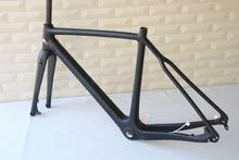 New arrival TANTAN Bike newest CX disc carbon cyclocross frame