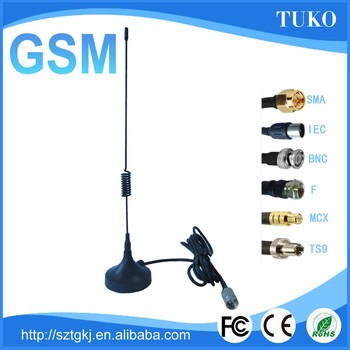 800-1900/900-1800MHZ 3DB gsm antenna with magnetic base for indoor