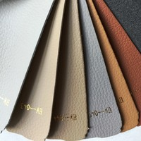 PU Microfiber Leather For Car Seat Cover With 5 Years Quality Guarantee