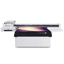 factory price Dlican uv flatbed printer for glass wood acrylic metal ceramic tile large format digital led uv flatbed