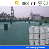 PU waterproof coating chemicals for construction waterproof building materials