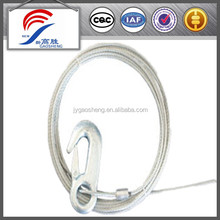 steel wire rope sling for ash crane