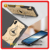 [UPO]2017 New Products Cell Phone Case Phone Cover With Toothed Cover Case for iphone 8