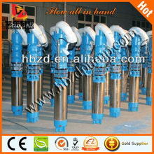 submersible deep well AC water pump for irrigation or drinking water