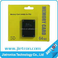 8 16 32 64 128 MB Memory Card For PS2 Playstation 2
