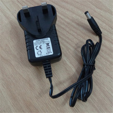 2016 UK Hot Sale 12v laptop ac uk plug adapter for led strip light