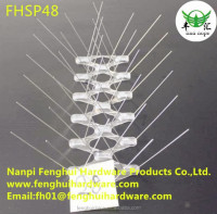 anti intrusion stop trespassing plastic spikes bird spikes