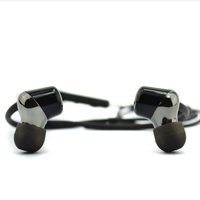BTH066 Black Wireless CSR8645 Bluetooth Headset Earphone For Mobile Phone Tablet - Maggie