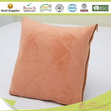 fashion warm comforter with zipper