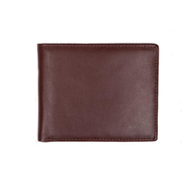Factory Sale Man Leather Wallet