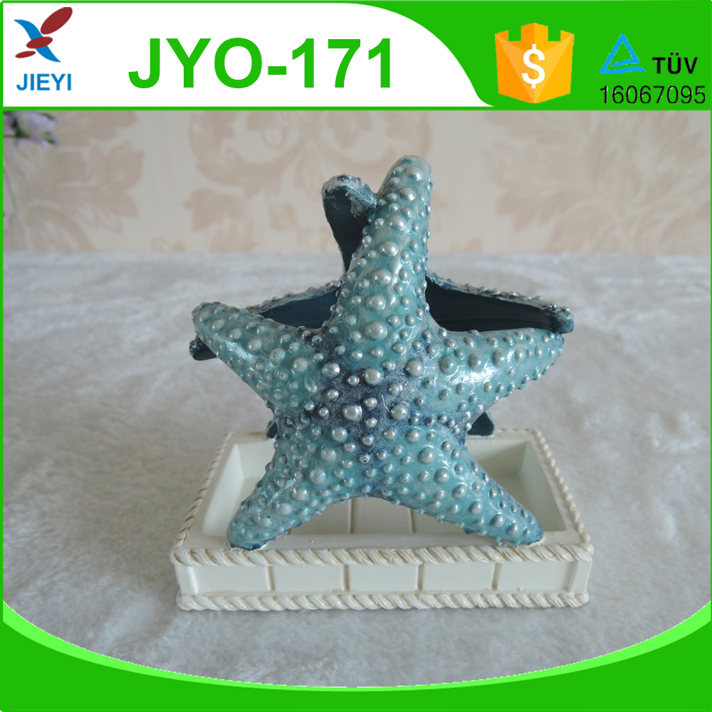 Lovely sea star kid toothbrush holder for Christmas gift
