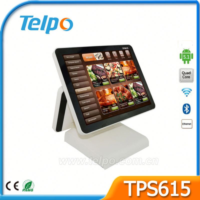 Warm Praise from Customer Fiscal Module Wireless Bluetooth Electronic Cash Register