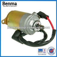 Scooter spare parts ,GY6 scooter Starter Motor 150cc ,Hot sell Starter Motor
