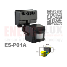 ES-P01A PIR sensor for FLOODLIGHT motion sensor PC material IP44