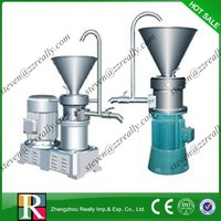 The excellent quality with high output Tahini Colloidal Mill