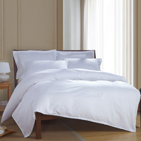 Comfortable Various Satin Bedding Set For Hotel