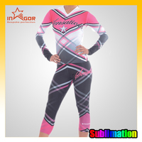 Wholesale customized cheerleading dance uniform
