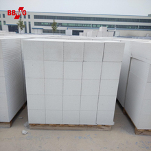 China top brand autoclaved aerated concrete block factory price