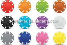 Colorful Circle Tattoo Stickers-WMS116