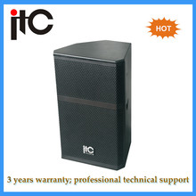 Professional Two Way Full Frequency speaker used pa sound system for sale