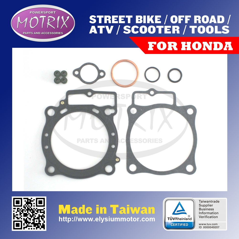 For Honda Off Road Bike CRF450R 09-11 TOP SET GASKET