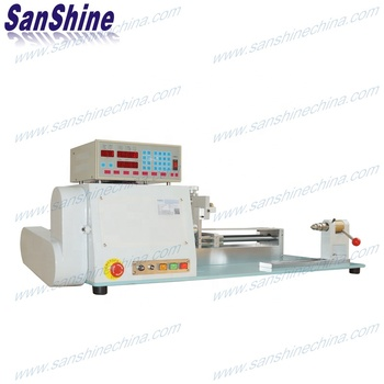 Single spindle CNC precision automatic high torsion long length wire spread heavy wire UPS coil winding machine