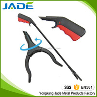 Portable folding handle grabber extend litter trash reacher reaching tool pick up tool wholesale