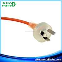 Good performance great material top level pvc rubber electric plug