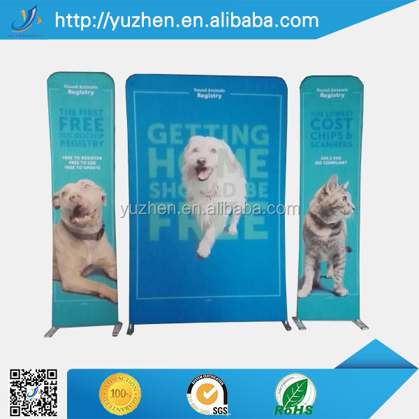 New advertising custom pop up display booth for trade shows