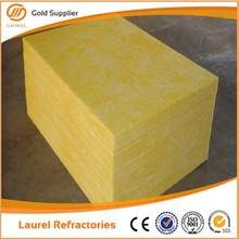 insulation material glass wool board 25mm 50mm