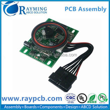 Car DVD PCBA mainboard,SMT&SMD PCB Assembly electronics circuit board assembly