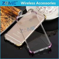 Clear Ultra Slim Transparent Tpu Soft Silicone Gel Case Cover For Iphone 6 Plus 5.5 Inch Mobile Phones