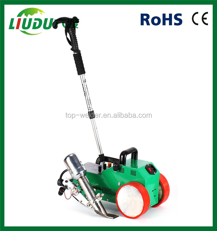Tarpauline plastic welding machine\portable welding machine price