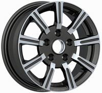 big matt black car rims 18 1917 inch car alloy wheels Z750