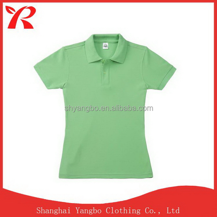 Direct Factory Price competitive price special discount women lightweight polo shirts
