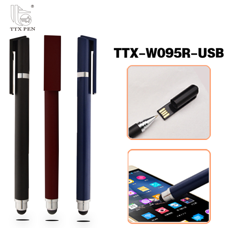3 in 1 multifunction pen genuine article stylus ball pen usb gifts for men